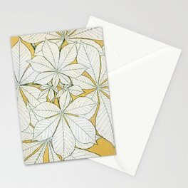 Leaves from Nature, Vintage Design Stationery Cards