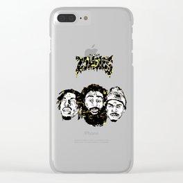 Flatbush Zombies Clear iPhone Case
