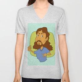 Modern Jesus Unisex V-Neck