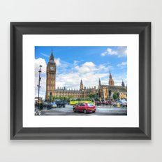 Parliament Framed Art Print