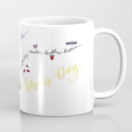 26.2 for Boston Coffee Mug
