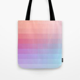 Lumen, Pink and Lilac Light Tote Bag