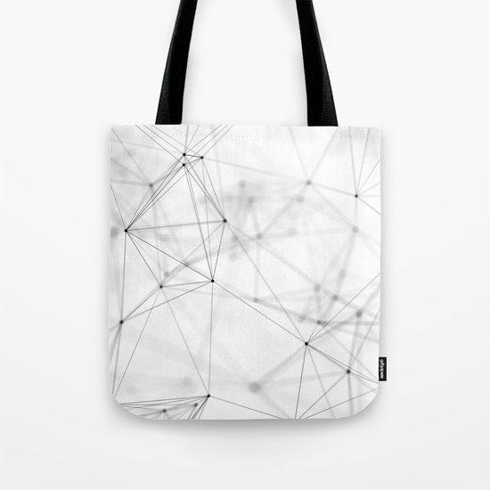 Geometry minimal pattern Tote Bag