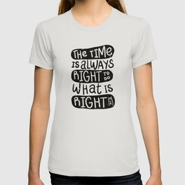 DO WHATS RIGHT T-shirt