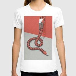Ladder of success T-shirt