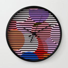 shading the day Wall Clock