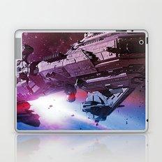 Better World Spaceship Laptop & iPad Skin