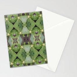Almond Tree Pattern Stationery Cards