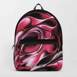 Twisted Pink Backpack