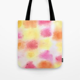 Sunset Orchard Tote Bag