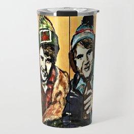 BOB & DOUG Travel Mug