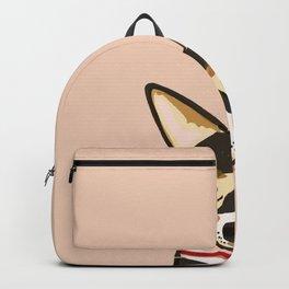 Logan the corgi Backpack