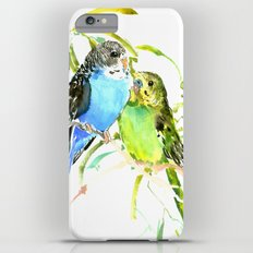 Parakeets iPhone 6 Plus Slim Case