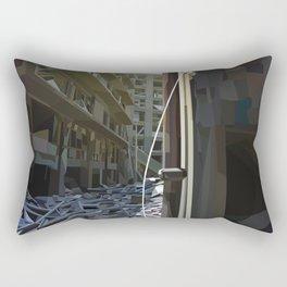 Dereliction Rectangular Pillow