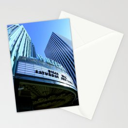 The Wiltern Stationery Cards