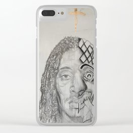 Gigas Codex Clear iPhone Case