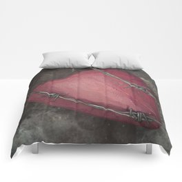 Trapped Heart II Comforters