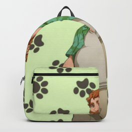 Dream Daddy: Brian Harding Backpack