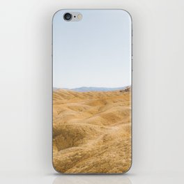 Death Valley Desert Hills of the Mojave iPhone Skin