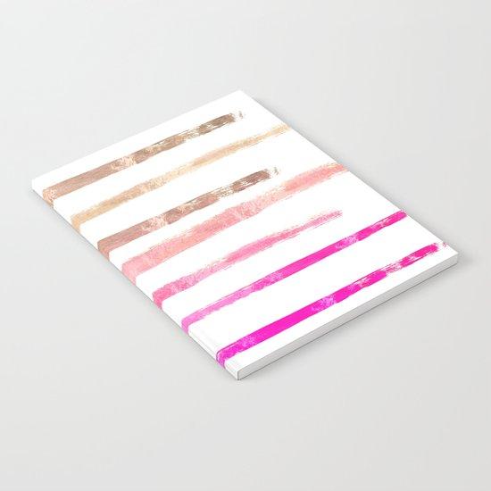 SURI PINKISH Notebook