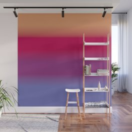 Sunset and Water Wall Mural