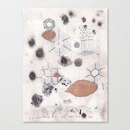 Cellular Landscape  Canvas Print
