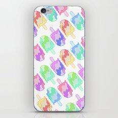 Ice Cream Melt iPhone & iPod Skin