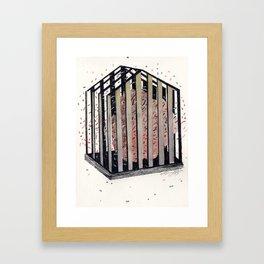 Apprentice  Framed Art Print