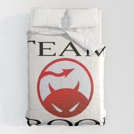 Team Groom DareDevil Comforters