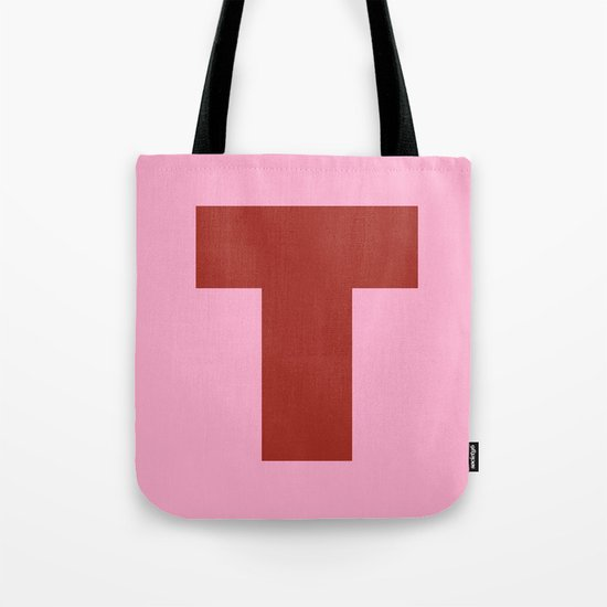 T is for... Tote Bag