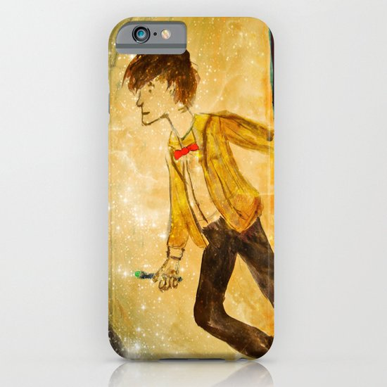 11th Doctor iPhone & iPod Case