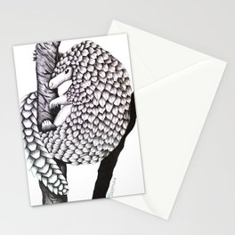 Pangolin! Stationery Cards
