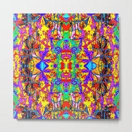 Pattern-45 Metal Print