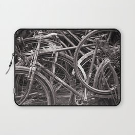 ready to ride Laptop Sleeve