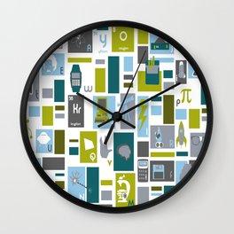 Geek Chic Wall Clock