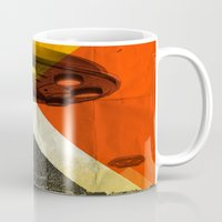 return Mugs featuring the return by Vin Zzep