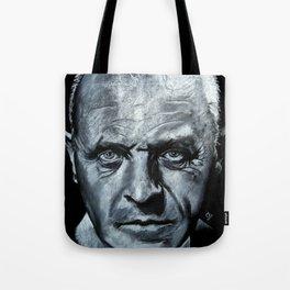 Sir Anthony Hopkins Tote Bag
