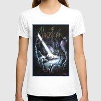 hayao miyazaki T-shirts featuring Nausicaä, Tribute to Hayao Miyazaki by Don Giancarli