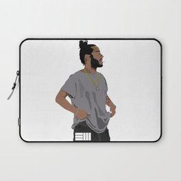 Russ Cartoon2 Laptop Sleeve