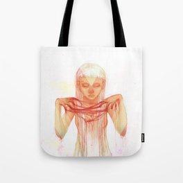 ghostiing Tote Bag