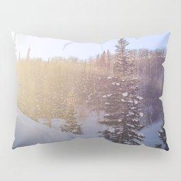Winter sky Utah Pillow Sham