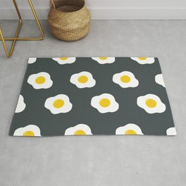 Easter Egg (gray) Rug