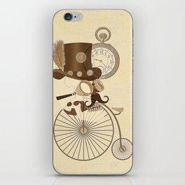 Steam Punked iPhone Skin