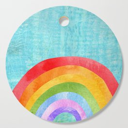 rainbow Cutting Board