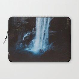 Blue Vernal Falls Laptop Sleeve