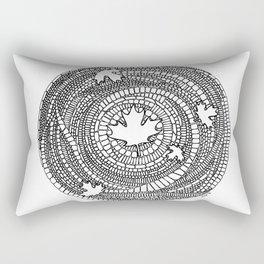 Canadian Maple Rectangular Pillow