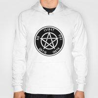 pentagram Hoodies featuring Pentagram by Urban Monk Store