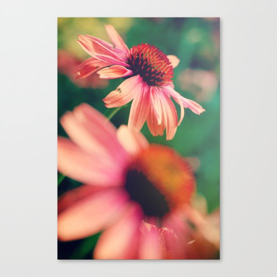 Beautifully Imperfect Canvas Print