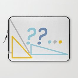 What's your angle?... II Laptop Sleeve