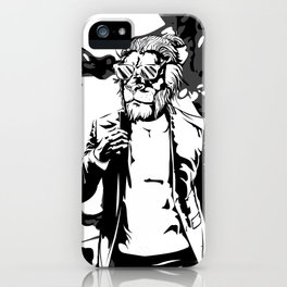 Smo-King iPhone Case